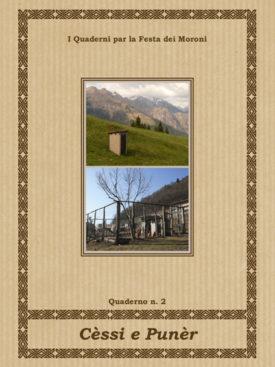 Cessi e Puner-Storia dei bagni e dei pollai dall'antichità ad oggi in area alpina