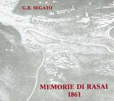 Memorie di Rasai di Seren del Grappa nel 1861