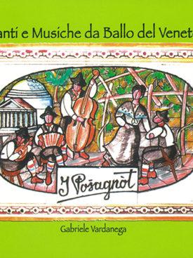 Canti e musiche da ballo del Veneto 2 - canti tradizionali