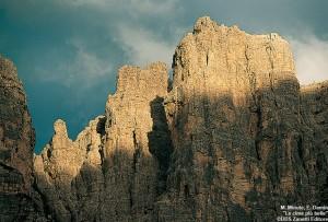 Dolomiti: Spiz di Mezzo, Spiz Est e Spiz Laila_www.dbszanetti.it