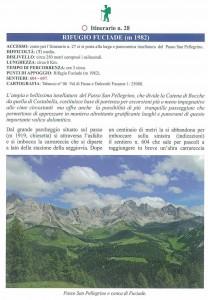 Dolomiti Agordine: il percorso 28