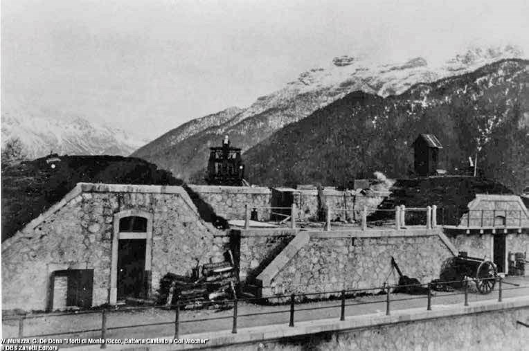 I forti di Monte Ricco_www.dbszanetti.it
