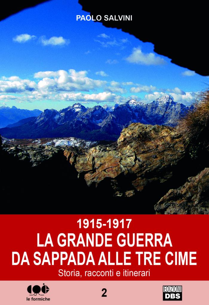 La grande guerra sulle Dolomiti raccontata attraverso venti itinerari da Sappada alle Tre Cime. Una guida dettagliata ai percorsi, ma anche una preziosa fonte di informazioni e curiosità sugli avvenimenti più significativi occorsi in quei luoghi tra 1915 e 1917.