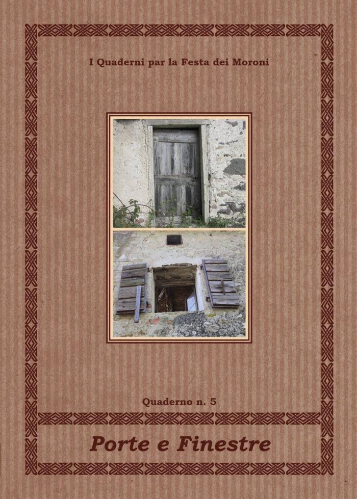 La tradizione artigiana delle Dolomiti raccontata attraverso le sue porte e finestre: una storia per immagini e parole dal medioevo ad oggi