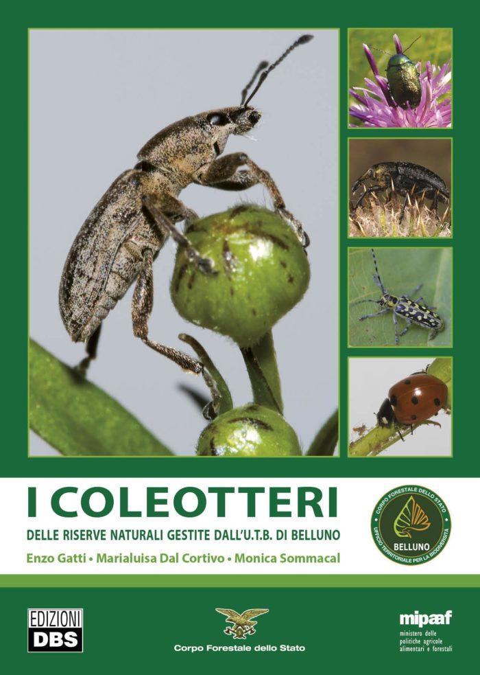 Il mondo dei coleotteri immortalato in oltre 900 pagine e più di mille immagini, frutto di oltre 35 anni di studi e ricerche. Con 1600 specie segnalate.