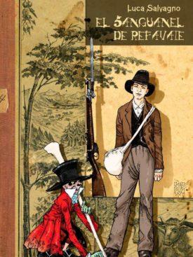 Luca Salvagno racconta la grande guerra vista da un ragazzo che se la trovò in casa. Il racconto è ambientato nella valle trentina del Vanoi.