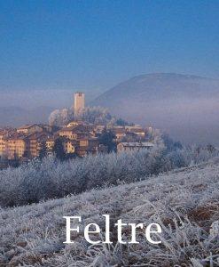 In viaggio per parole e immagini nella storia e nel presente di Feltre, centro rinascimentale alle porte delle Dolomiti.