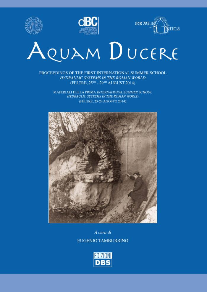 approvvigionamento idrico e la gestione delle acque in epoca romana