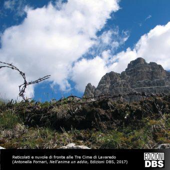 Nell'anima un addio. Gli artisti raccontano le Dolomiti nella Grande Guerra. Edizioni DBS