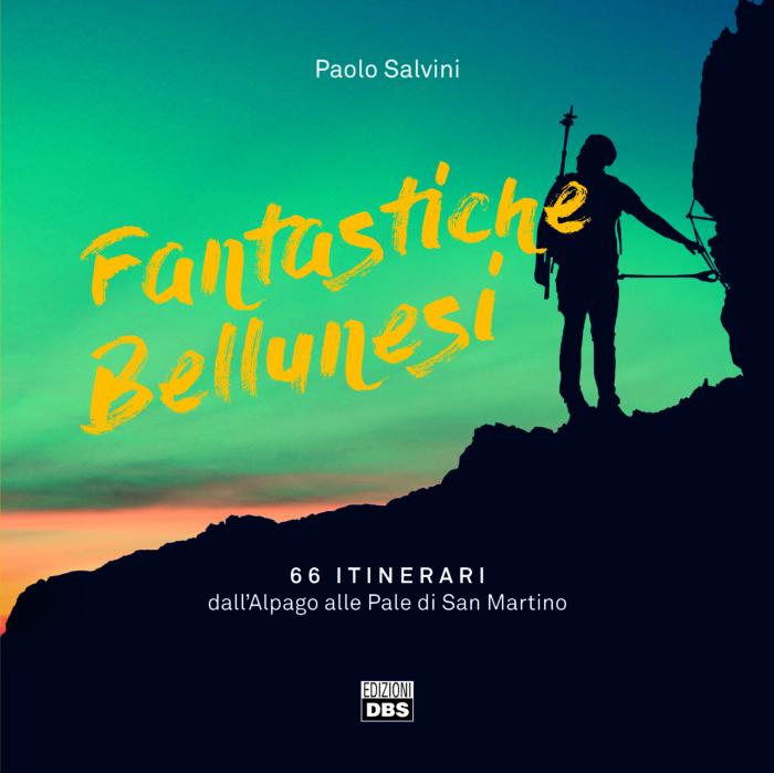 Il libro presenta 66 itinerari escursionistici sulle Dolomiti bellunesi comprese tra Alpago, Passo San Pellegrino e Passo Rolle.