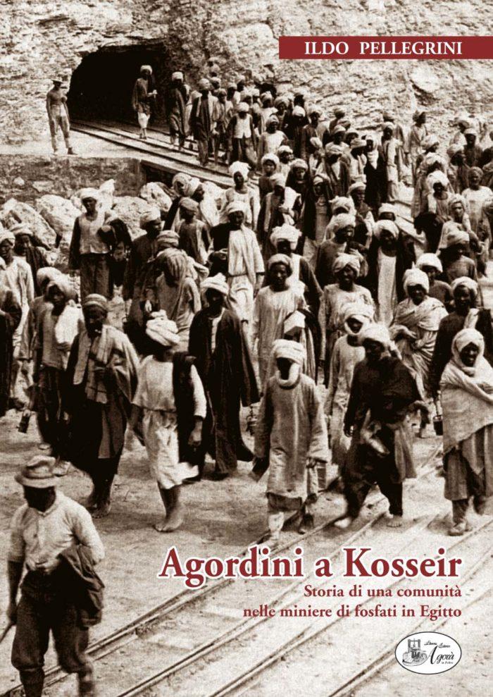 Storia di una comunità agordina che dal 1912 al 1963 ha dato vita ad una fiorente attività estrattiva in un piccolo porto in riva al Mar Rosso.