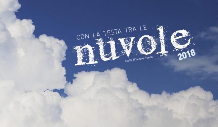 Calendario da tavolo Nuvole - anno 2018