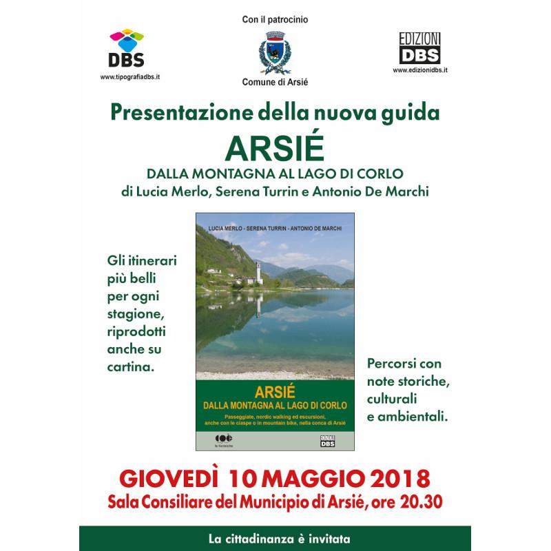 Presentazione nuova guida su Arsiè e lago di Corlo